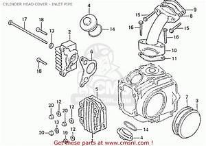 Honda Cd 70 Engine Parts Diagram