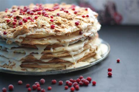 Skip to recipe print share. Napoleon cake - Bear and plants