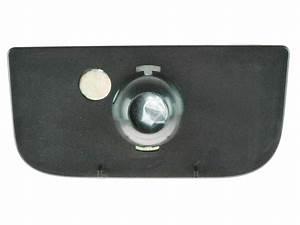 For Lower Wide View Tow Mirror Glass 2007