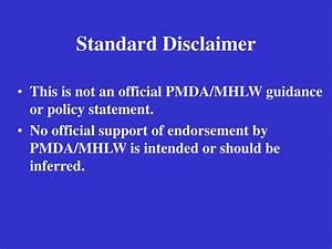PPT - Risk Communication in NDA (New Drug Application ...