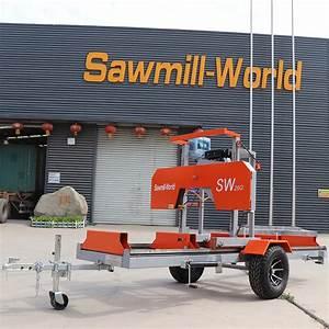 Large Horizontal Band Sawmill Timber Sawmill Machine Made