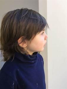 Coupe Cheveux Garcon : long layered little boy haircut boys long haired boys ~ Melissatoandfro.com Idées de Décoration