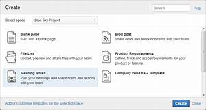 download templates confluence free immobittorrent With confluence blog template