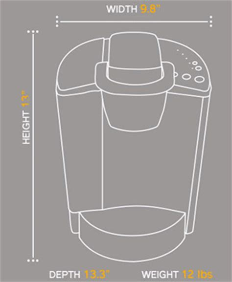 keurig   cup classic coffee brewing system black ebay