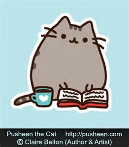pusheen the cat book pusheen the cat with coffee book 169 belton author