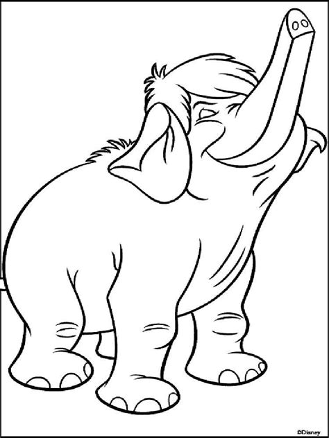 jungle book coloring pages   print jungle book