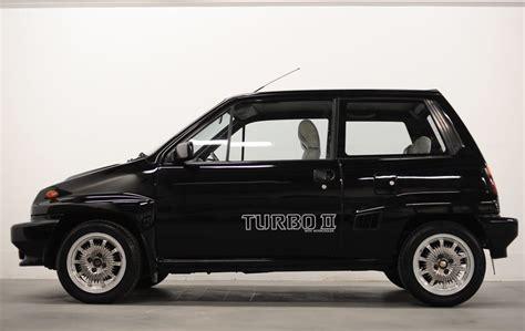 1985 Honda City Turbo II | Bring a Trailer