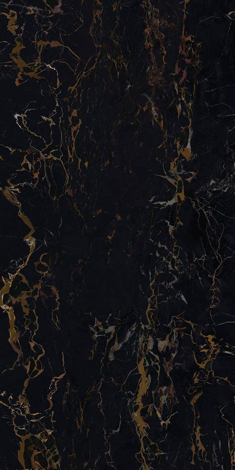 black porcelain tiles, Nero portoro Marble lab