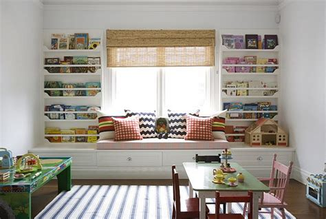 Kids Built In Bookshelves Design Ideas