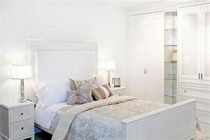 28, Beautiful, Bedrooms, With, White, Furniture, Pictures