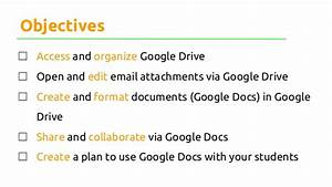 google drive google docs a blended learning workshop With google drive create documents