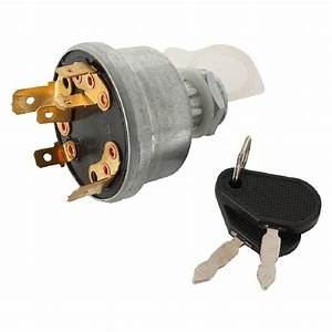 New Ignition Switch For Farmtrac 435  545  555 Dtc  535