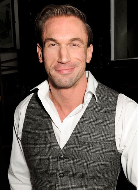 He works closely with various charities (including terrence higgins trust. Dr Christian Jessen flashed in restaurant: 'She bounded ...