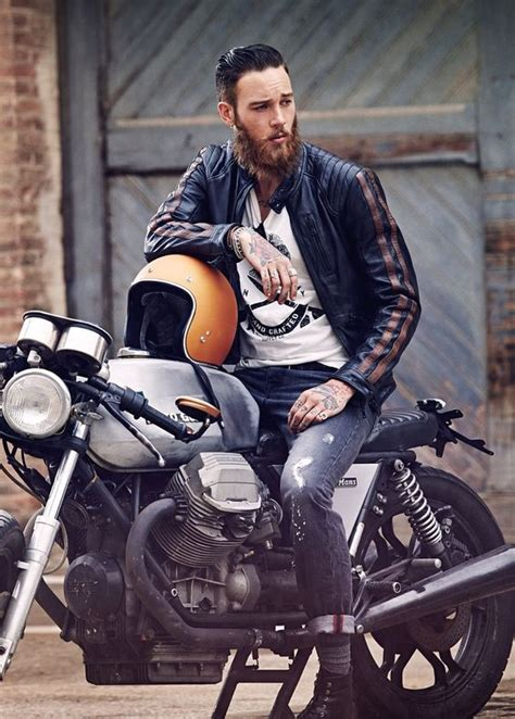mens motorbike casual male fashion male fashion and motorcycle jackets