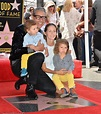 Jeff Goldblum, 65, poses with wife, 35, and their kids as ...
