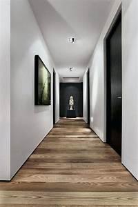 Idée Déco Couloir Sombre : idee peinture couloir sombre ~ Melissatoandfro.com Idées de Décoration