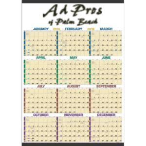 custom printed promotional calendars day planners padfolios