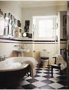 Creating An Art Gallery Wall In A Bathroom Isn 39 T An Obvious Decorating Black And White Bathroom Ideas Excellent Black White Bathroom Decor Preview Black And White Bathroom Design Ideas