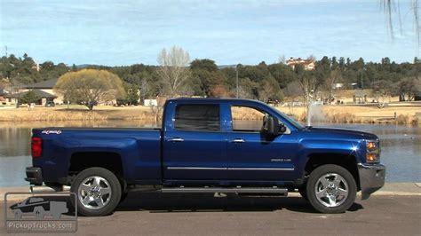 2015 Chevy Silverado 3500 Hd Diesel