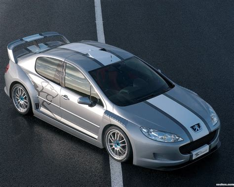 Fotos De Peugeot 407 Silhouette Concept 2004