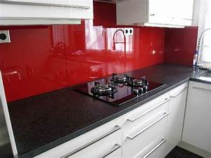 couleur credence cuisine rouge credences cuisine With credence pour cuisine rouge