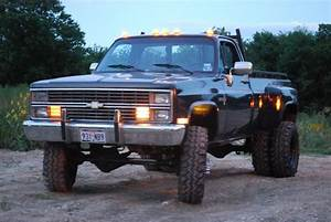 1984 K30 Dually South Texas Feelin It Out Trucks T Chevy