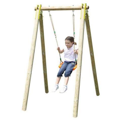 boite de rangement bureau balançoire bois trigano natura 1 90 m 1 enfant trigano