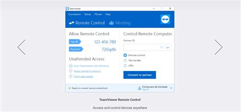 Teamviewer is free as long as it's only for personal use. TeamViewer Alternatives and Similar Software ...