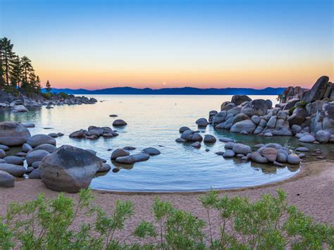 nevada state tahoe parks