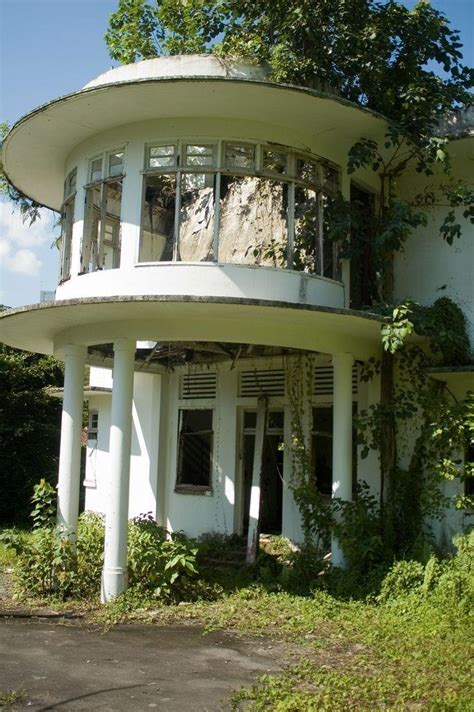 10 Abandoned Art Deco Buildings Of The World  Urban Ghosts
