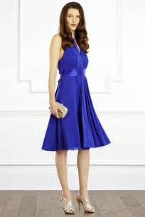 will you be my bridesmaid goddess dress cobalt blue wedding dress from coast bridesmaid hitched co uk