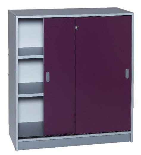 meuble bureau porte coulissante armoire bureau porte coulissante avec armoire blanc