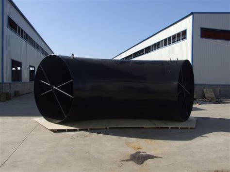 large diameter pipe fittings hebei cangzhou pipe fitting