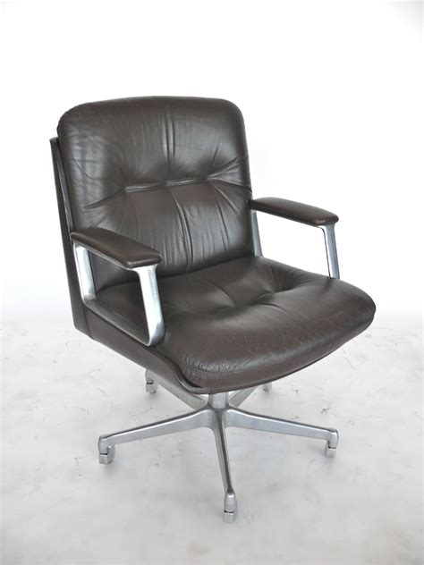 italian leather office chairs for sale at 1stdibs