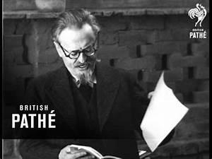 Trotsky Speech In Mexico (1930-1939) - YouTube