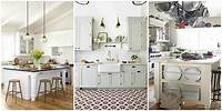 kitchen colors for white cabinets 10 Best White Kitchen Cabinet Paint Colors - Ideas for ...