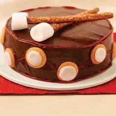 Rock n Roll Cakes on Pinterest