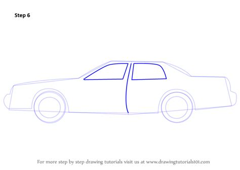 learn   draw police car victoria police step