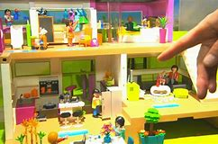 HD wallpapers maison moderne playmobil 2015 pattern53android.gq
