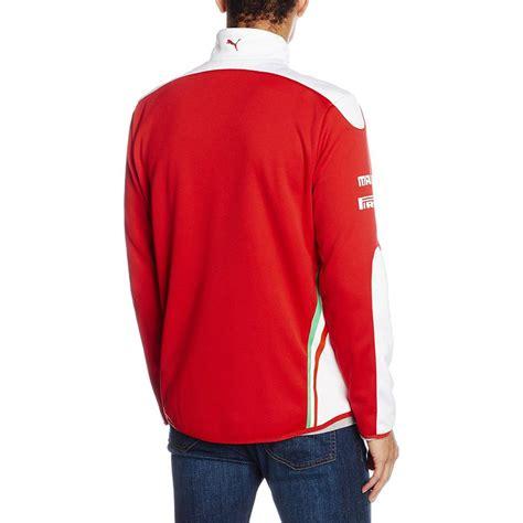 Scuderia ferrari formula 1 men's 2018 black softshell jacket. Puma SF Team soft shell jacket Scuderia Ferrari Formula 1 soft shell jacket 7619 | eBay