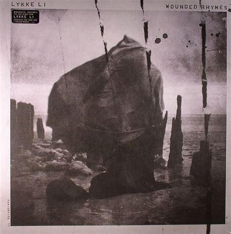 lykke li wounded rhymes vinyl at juno records