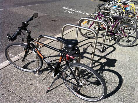 bicycle parking racks  australian  campaign