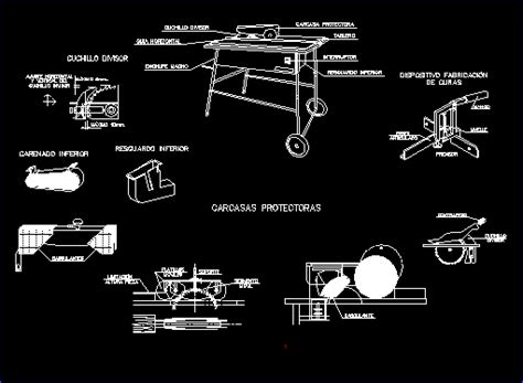 machine details dwg detail  autocad designs cad