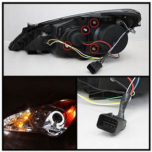 10  Led Drl Projector