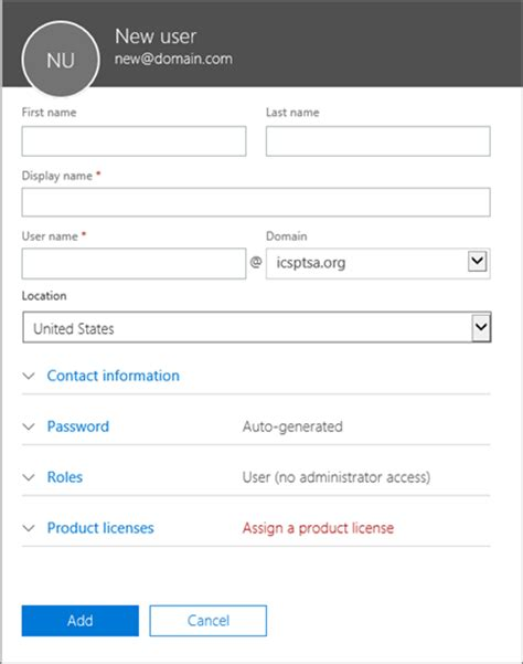Office 365 Portal Roles by Manage Your Users In Office 365 Support Portal