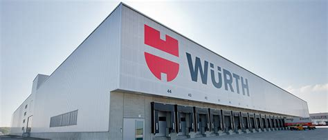 siege wurth study würth partners with tüv süd to support
