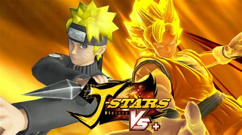stars victory  ps goku  naruto gameplay p