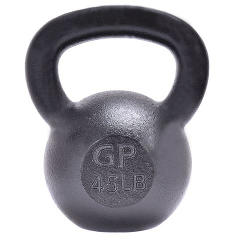 kettlebell cast heavy iron weight workout lbs solid