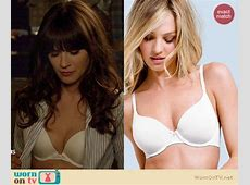 WornOnTV Jess's white bra on New Girl Zooey Deschanel