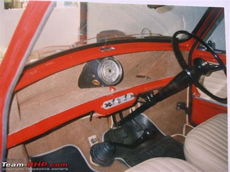 Dashboard Pictures of Vintage and Classic Cars - Team-BHP